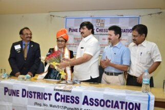 Aakanksha Hagawane U-16 World Chess champion7