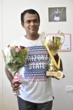 Shashikant Kutwal world chess champion 2017 2
